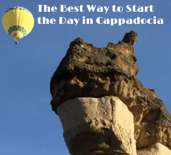 The Best Way to Start the Day in Cappadocia