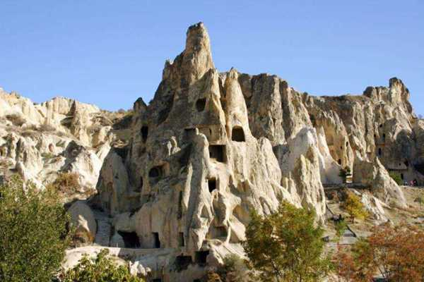 Goreme Open Air Museum (The Monastery of Nuns)