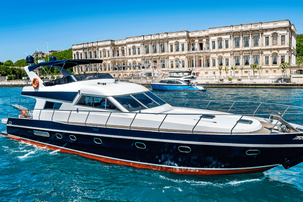 Luxurious Bosphorus Cruise
